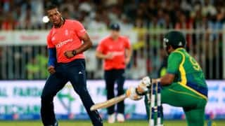 Eoin Morgan commends Chris Jordan on super over in England's win over Pakistan in 3rd T20I