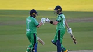 In Pics, 3rd ODI: Stirling, Balbirnie Hit Centuries as Ireland Stun World Champions England