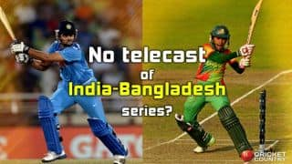 India-Bangladesh series telecast remains in jeopardy as official broadcaster makes $1 million offer