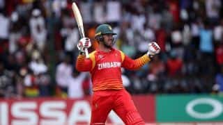 Brendan Taylor, Craig Ervine and Sean Williams back for Zimbabwe's tours to South Africa, Bangladesh
