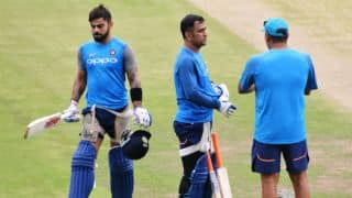 India to have conditioning camp before South Africa tour