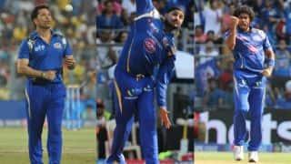 Sachin Tendulkar, Harbhajan Singh, Lasith Malinga to be honoured by Mumbai Indians during IPL 2017