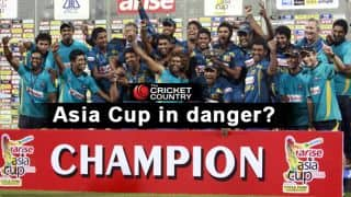 Asia Cup's existence in danger after possible dissolution of ACC