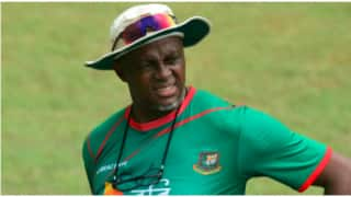 Courtney Walsh named West Indies women head coach
