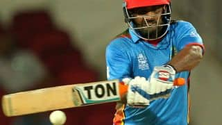 Afghanistan outclass Scotland to win by 14 runs in ICC World T20 2016, 2nd Qualifier at Nagpur
