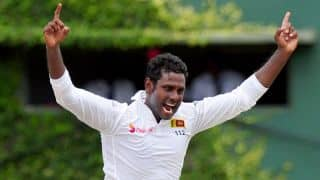 Angelo Mathews praises Sri Lankan side for fight shown in aftermath of Kumar Sangakkara retirement