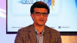 Sourav Ganguly writing book on mind games