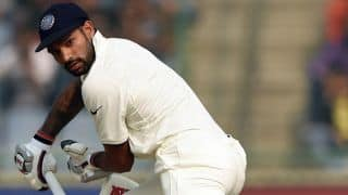 Shikhar Dhawan, Cheteshwar Pujara dismissed after lunch in India vs South Africa 2015 4th Test, Day 3