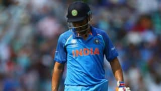 MS Dhoni gets trolled on Twitter after India lost 2nd T20I vs New Zealand