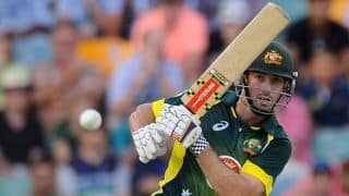 Shaun Marsh in doubt for South Africa tour