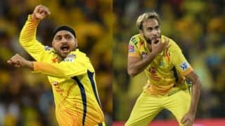 Harbhajan Singh and Imran Tahir are like old wine: MS Dhoni