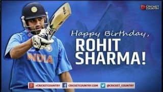 जब रोहित शर्मा ने 6 रन देकर लिए 4 विकेट