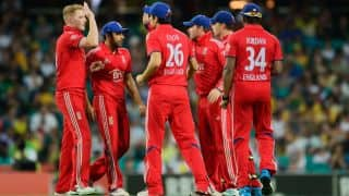 Live Cricket Score: Australia vs England, 5th ODI at Adelaide