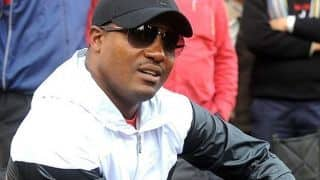 West Indies great Brian Lara hospitalised in Mumbai after complaining of chest pain