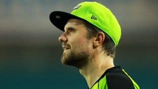 Dirk Nannes to play T20s for Somerset