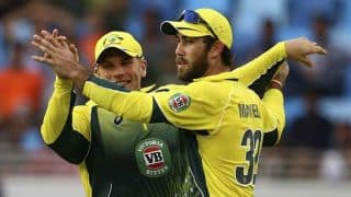 Aaron Finch backs Glenn Maxwell after Steven Smith's remarks