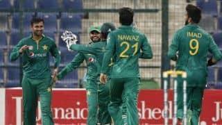 पाकिस्तान ने फाइनल विश्व कप स्क्वाड का ऐलान किया