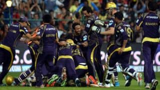 Kolkata Knight Riders set for grand felicitation