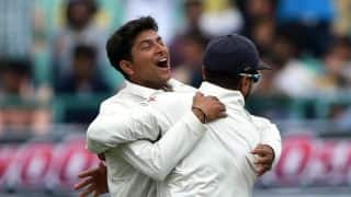 Overwhelmed by Kuldeep's show at Dharamsala, says mom