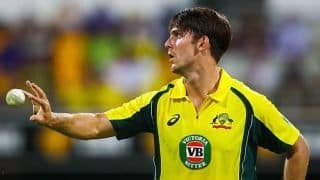 Mitchell Marsh 'disappointed' after ODI axing