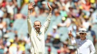 Nathan Lyon becomes Australia's highest wicket taker in 2 match Test series