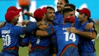 राशिद खान ने चार गेंद पर झटके चार विकेट, रचा इतिहास