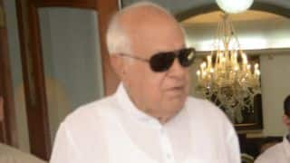 Farooq Abdullah expresses support for Jammu and Kashmir team following search by police