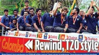 Recap of ICC World T20 2014