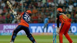In Pictures: RCB vs DD, Match 19, IPL 2018