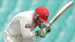 Umpires more cautious in relation to head and neck injuries