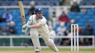 William Porterfield pins on local conditions and County experience ahead of Ireland's debut Test vs Pakistan