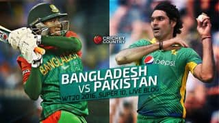 পাকিস্তান 55 রানে জয়ী | Live বাংলা Cricket Score Pakistan vs Bangladesh, ICC T20 World Cup 2016 PAK vs BAN, Match 14 at Kolkata