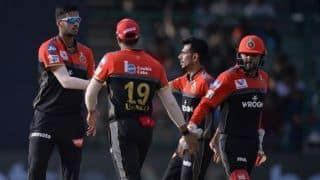 Royal Challengers Bangalore vs Sunrisers Hyderabad, IPL 2019, LIVE streaming: Teams, time in IST and where to watch on TV and online in India