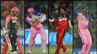राजस्थान-बेंगलुरू के मुकाबले में स्टीव स्मिथ से भिड़ेंगे विराट कोहली