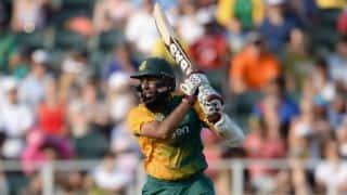 Amla calls for SA's top-order to shine vs WI in 6th ODI