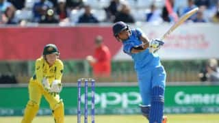 Harmanpreet Kaur gets promotion in Western Railways