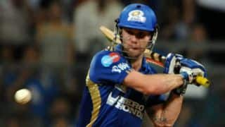 Ben Dunk, Aiden Blizzard help Hobart Hurricanes to comfortable six-wicket victory against Cape Cobras in 6th CLT20 2014 match at Hyderabad
