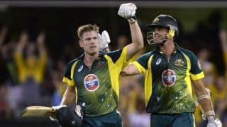 Faulkner-McKay's record 10th wicket partnership in ODIs