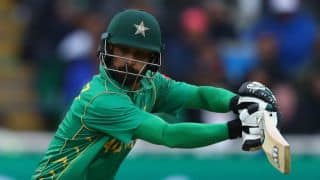 ICC Champions Trophy 2017: As a team, Pakistan are always very aggressive, says Mohammad Hafeez