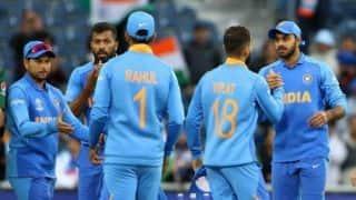 पाकिस्तान पर जीत के बाद भारतीय खिलाड़ी लेंगे 2 दिन का ब्रेक