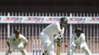 Pakistan vs Australia 2014:  Phillip Hughes believes reverse swing is as big a threat as spin