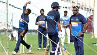 Sri Lanka focus on batting during extended training session ahead of 1st Test vs India