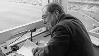 Commentators in cricket history – 4: John Arlott – the master