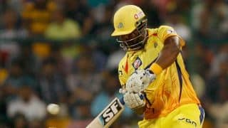 Chennai Super Kings in complete control in run-chase against Sunrisers Hyderabad