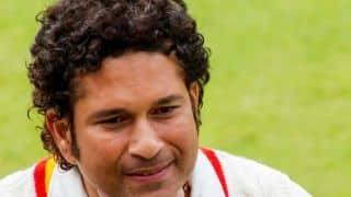 Sachin Tendulkar: ICC Women's World Cup will play a huge role in globalising cricket