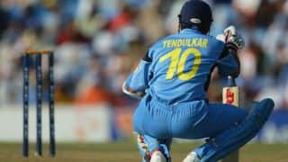 ICC World Cup 2003: Sachin Tendulkar's 98 destroys Pakistan's artillery
