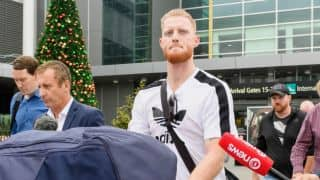 Ben Stokes signs for Canterbury; prepares for The Ashes return