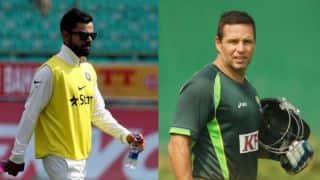 विराट कोहली आईपीएल के लिए धर्मशाला टेस्ट नहीं खेले: ब्रैड हॉज