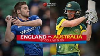 Eng 246 in 45.3 Overs (Target 306) | Live Cricket Score, England vs Australia, 1st ODI, Southampton: Australia win by 59 runs