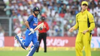 India vs Australia: We didn't feel like we had enough on the board at the break, Says Virat Kohli